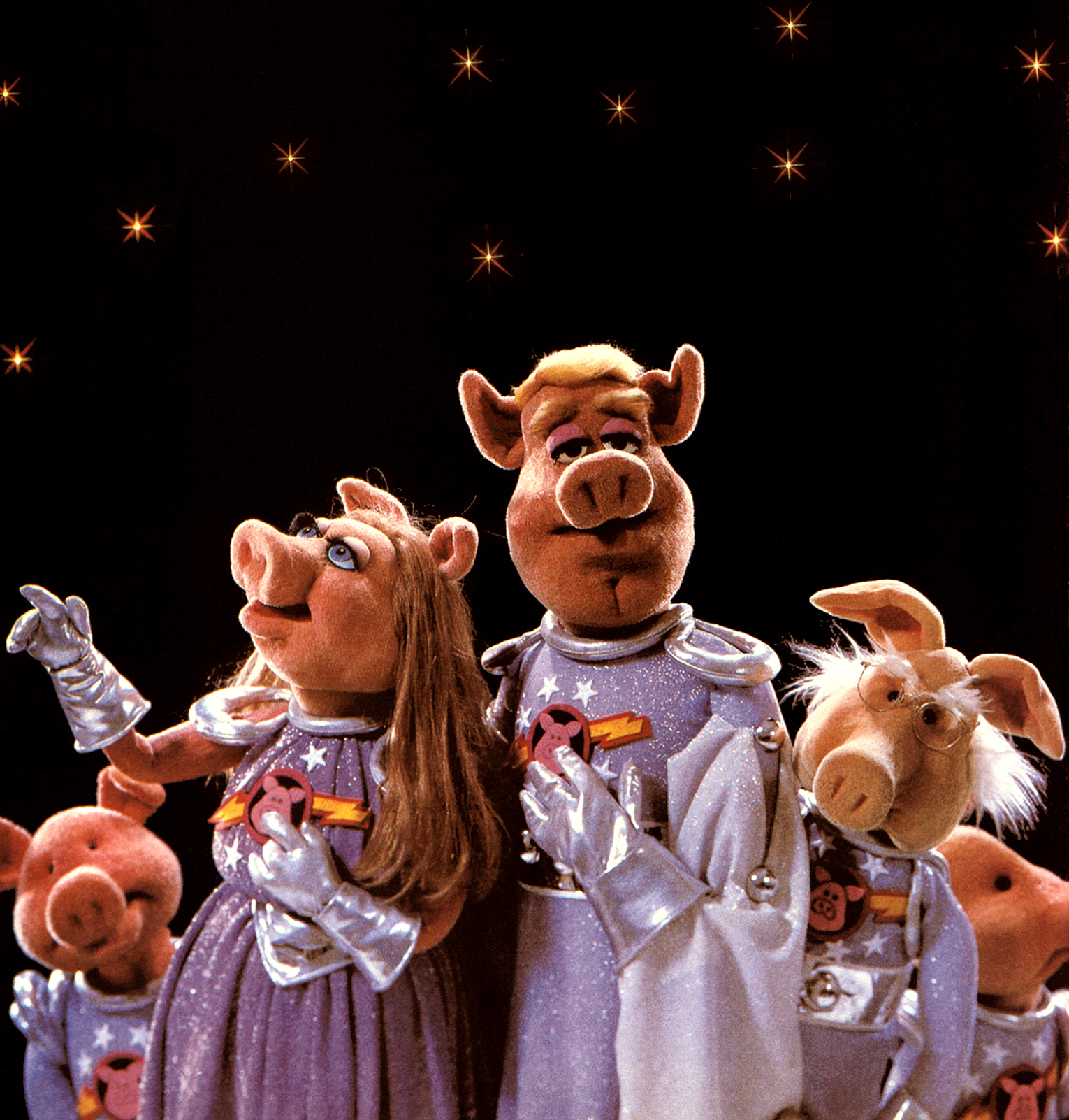 Pigs in Space at Muppet Wiki