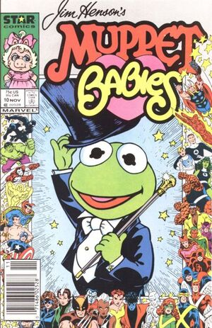 Jim Henson's Muppet Babies Picture