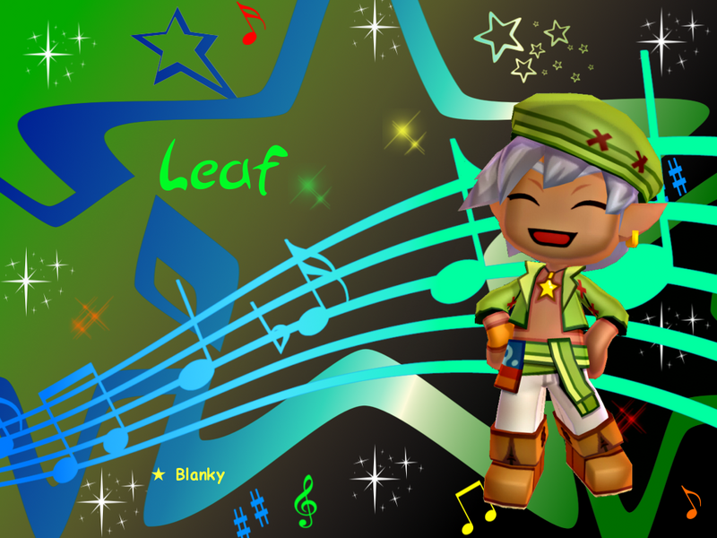 wallpaper rockstar. quot;Leaf the Rockstarquot; Wallpaper