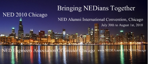 Bringing NEDians together; Convention 2010 in Chicago