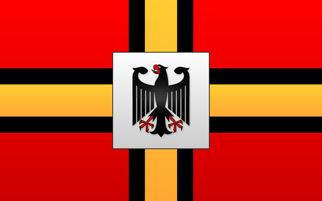 The Flag of the Volksrepublik Dundorf