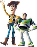 Woody/Buzz Lightyear