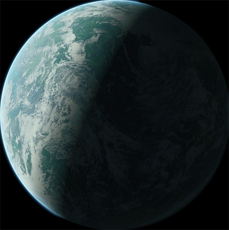 Набу, Тид - столица планеты.