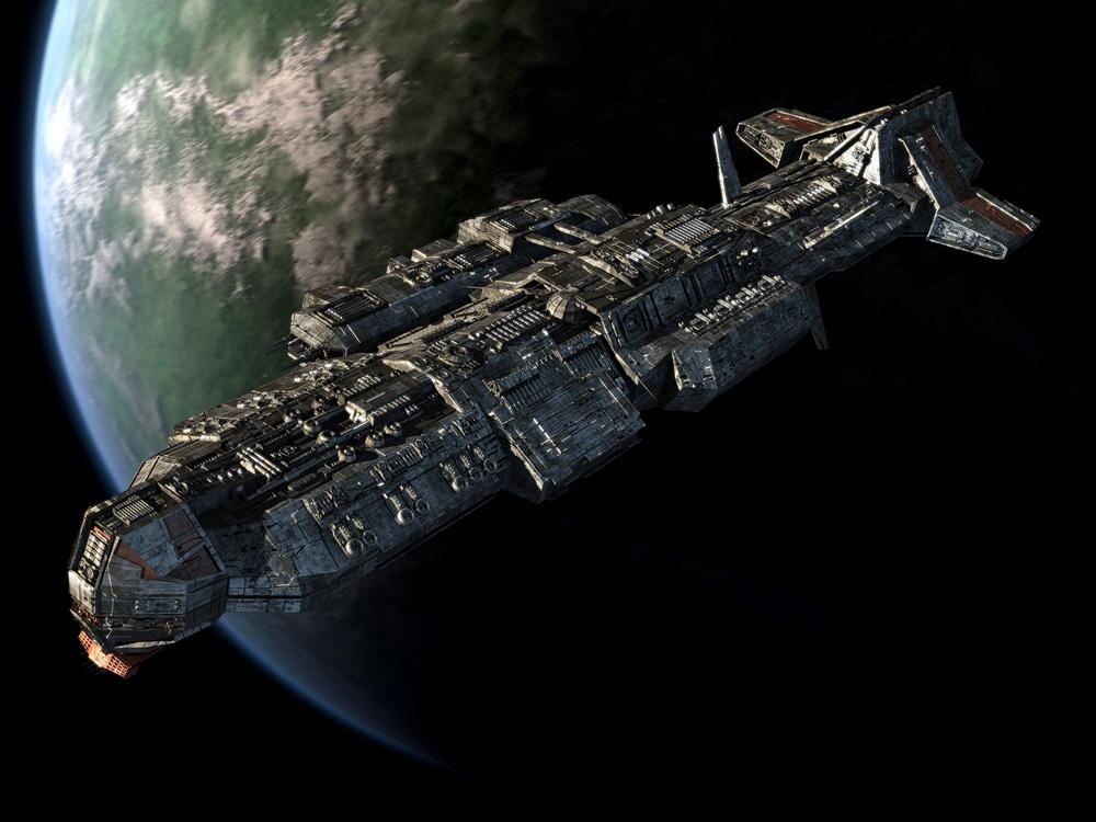 [idée acceptée ]vaisseau lantien - Page 4 Orion_Planet