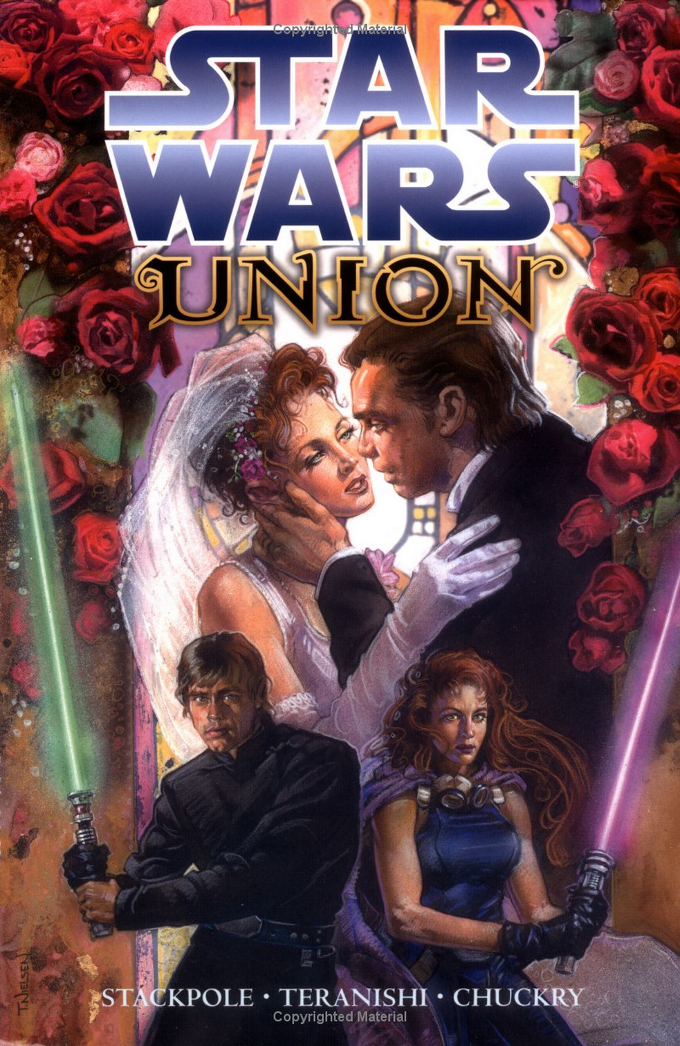 Star Wars   Union (Dark Horse 2000)   TPB preview 0