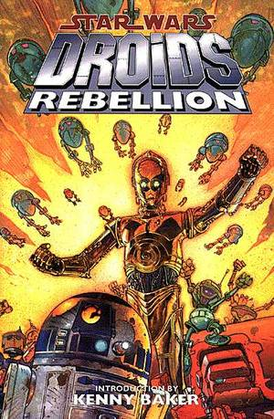 Star Wars   Droids   Rebellion (Dark Horse 1997)   TPB preview 0