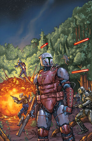 Star Wars Mandalorian Wars. how the Star Wars time