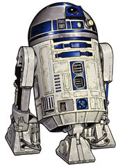 Who wouldnt want to be R2?