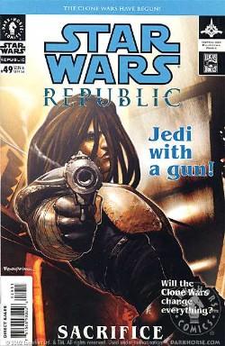 Sacrifice (Star Wars: Legacy of the Force, Book 5) Traviss, Karen Mass Market P