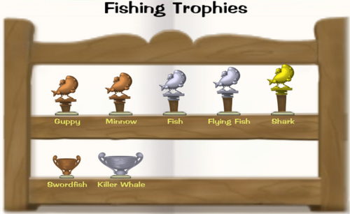 Image fishing trophies png toontown wiki for Toontown fishing guide