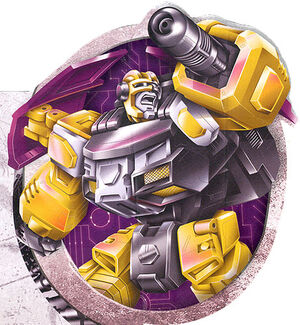 Transformers - Cannon Ball 1