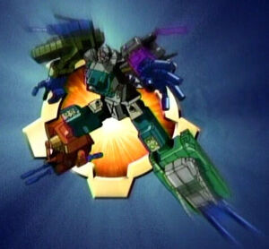 Transformers - Maximus 6