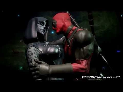 Deadpool And Lady Death Image - Deadpool and L...
