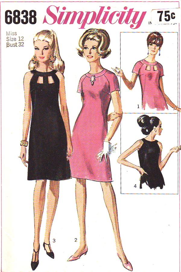 Vintage style dress patterns - TheFind