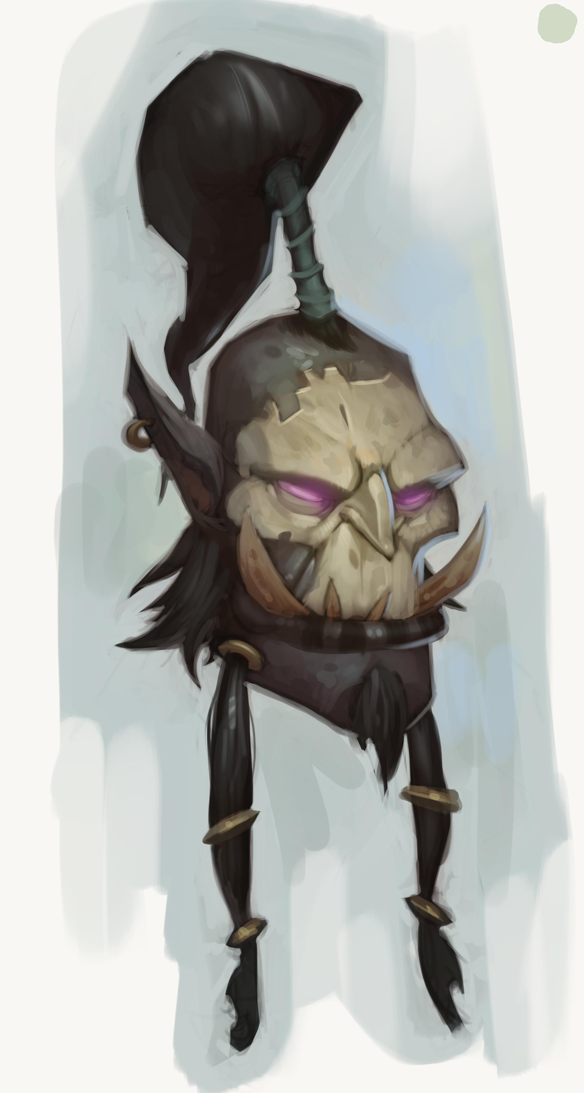 Personajes Importantes de Warcraft Nerzhul