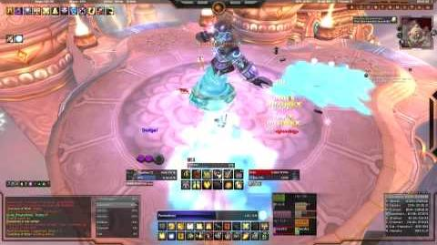 ▶ World of Warcraft raid boss Overpowered Paladin (Word of Glory raid boss) - TGN