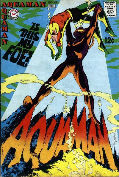Aquaman 42