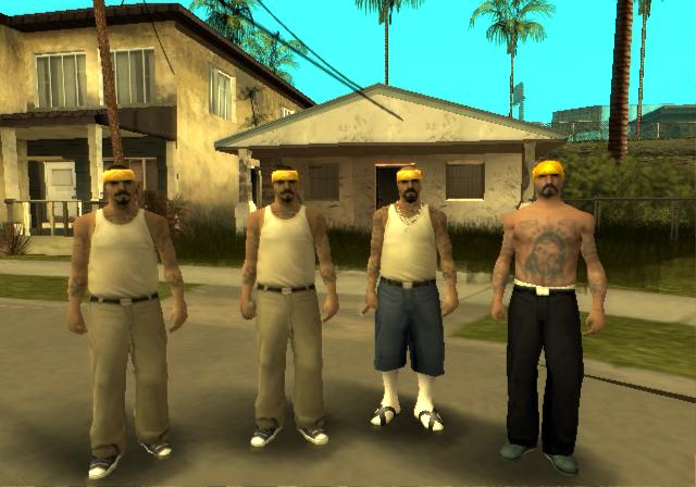 "The ""Los Santos Vagos"" Gang is back !/? - GTA V - GTAForums"