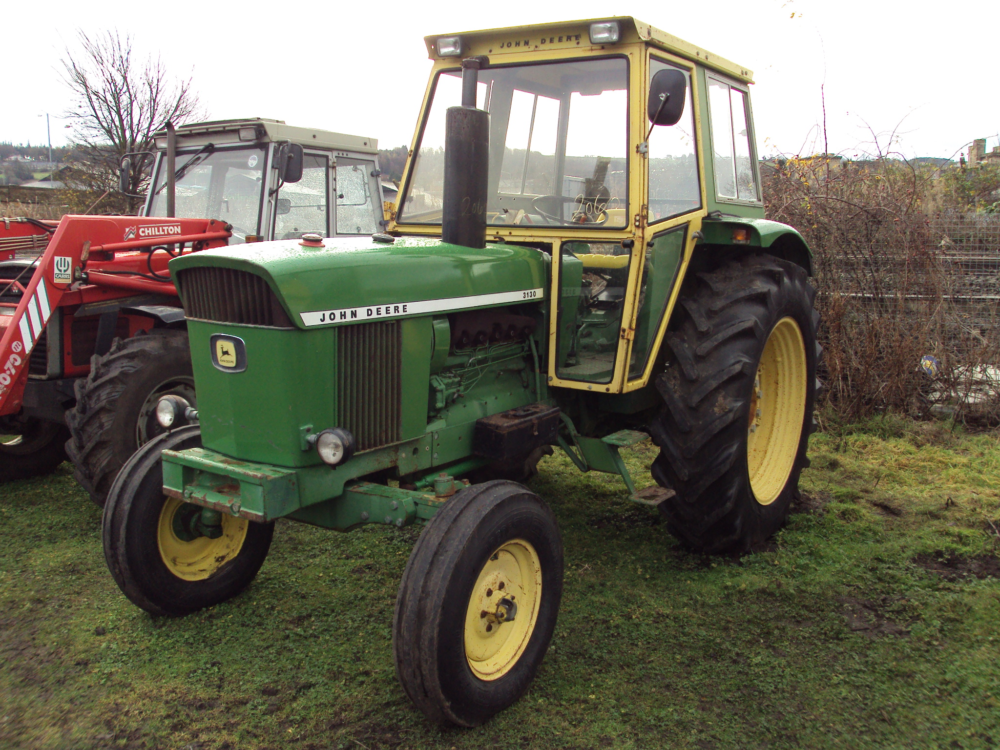 john deere 3130 - tractor & construction plant wiki - the