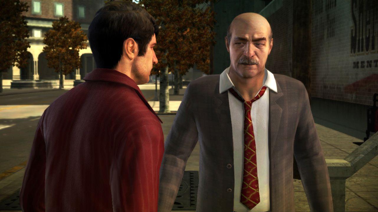 Скриншоты из игры The Godfather 2.