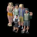 Famille Hébert (Les Sims 3)