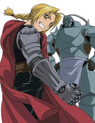 Fullmetal Alchemist - Anime and Manga Characters Wiki