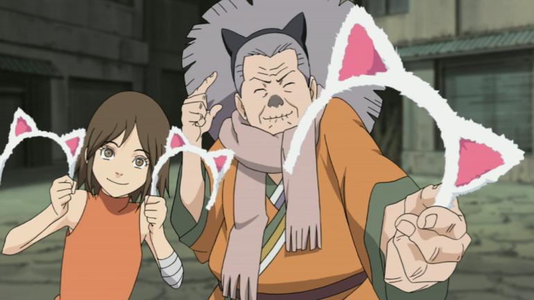 Orejas de Gato - Naruto Wiki