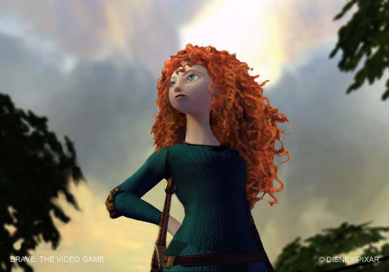 Brave Screenshot 2 - Brave (Xbox 360) Review