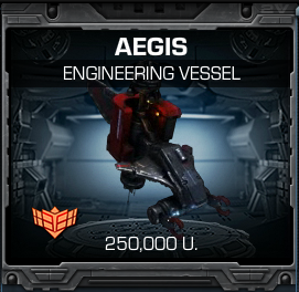 Aegis | Darkorbit Reloaded Wiki | FANDOM powered by Wikia