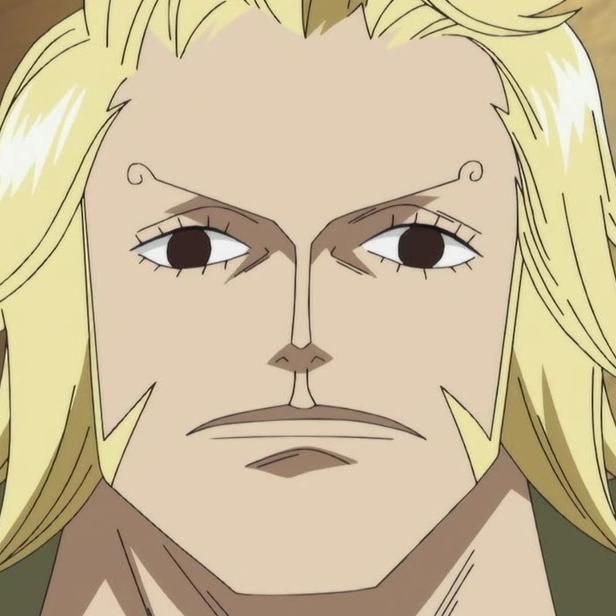 One Piece Duval - naruto