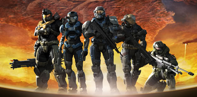 Team Nobel - Halo:REACH