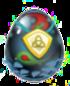 Pure Dark Egg