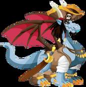 Pirata Dragon 3