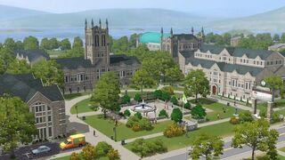 Sims University