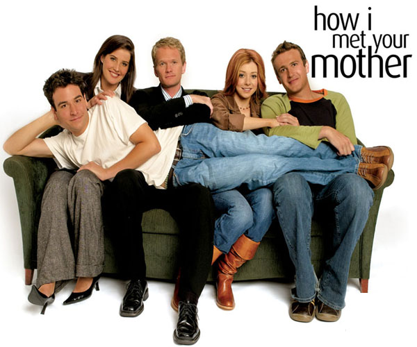 Resultado de imagen para how i met your mother temporada 1