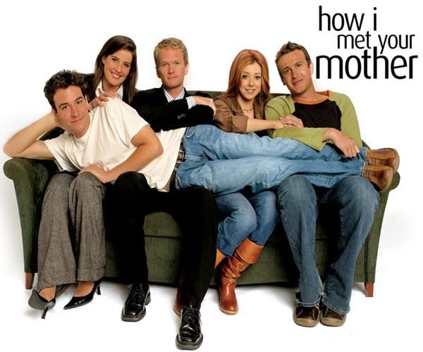 Resultado de imagen para how i met your mother temporada 1