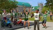 Les Sims 3 University Contenu Origin