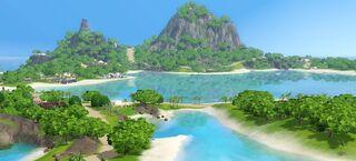 Sunlit Tides