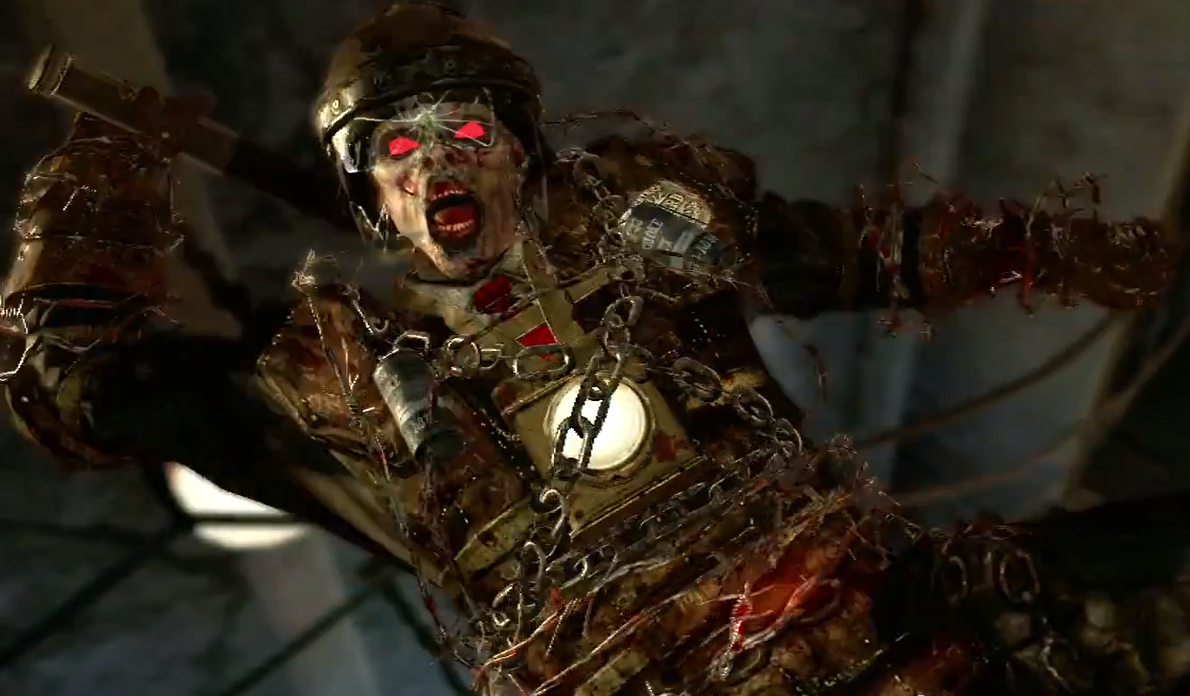 Call of duty zombies the story behind mob of the dead - Mob of the dead pictures ...