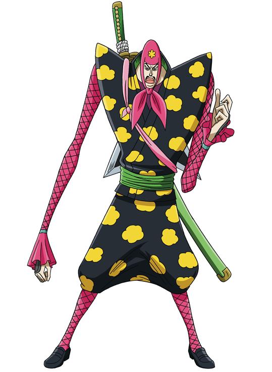 Almirante Ryokugyu - Página 5 • Foro de One Piece Pirateking