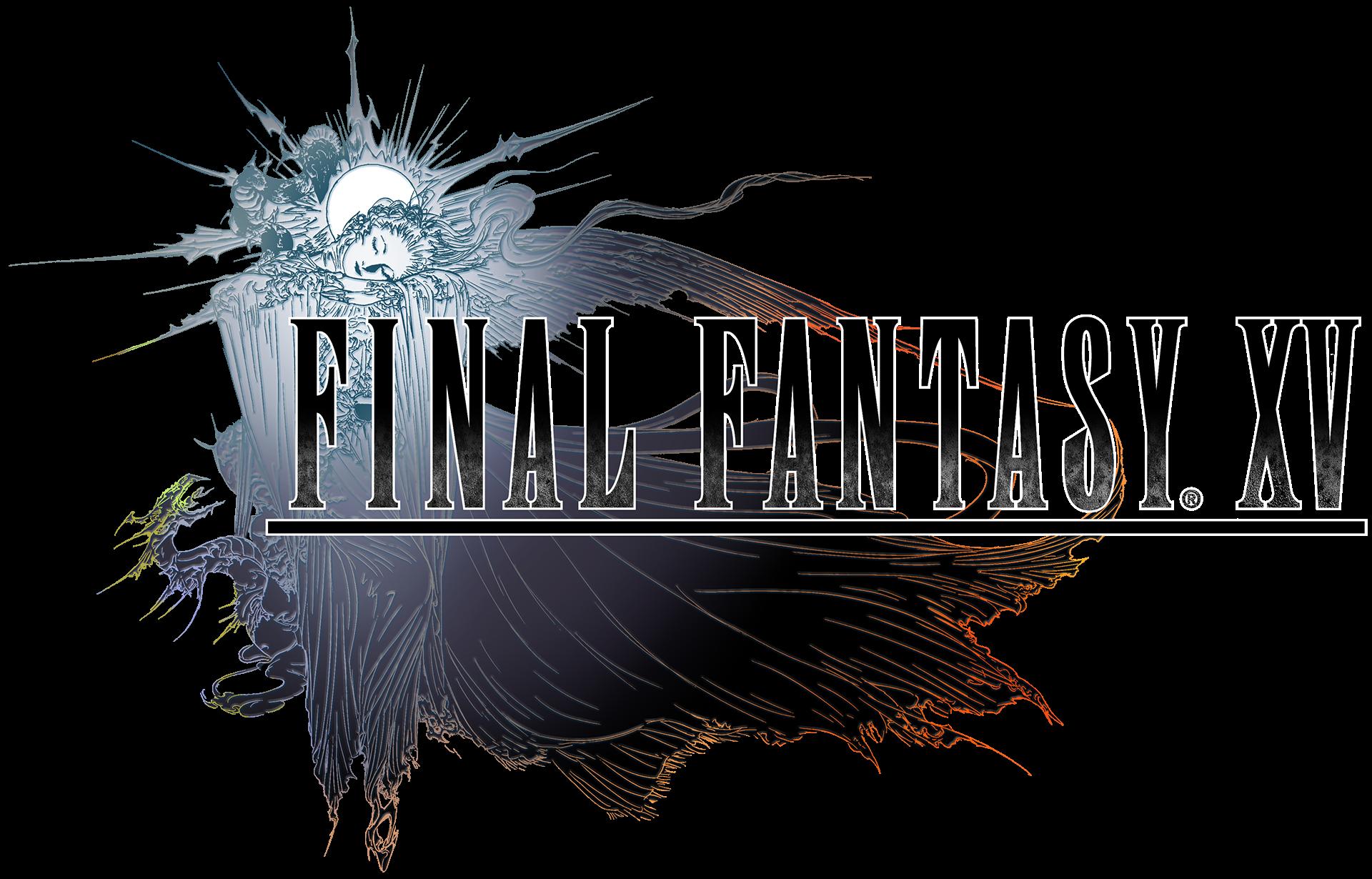 Final Fantasy Xv Final Fantasy Xv Final Fantasy Logo Final Fantasy 15