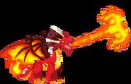 Dragon Flame 3e