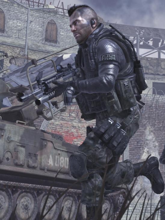 Easy Call Of Duty Modern Warfare 2 Quiz